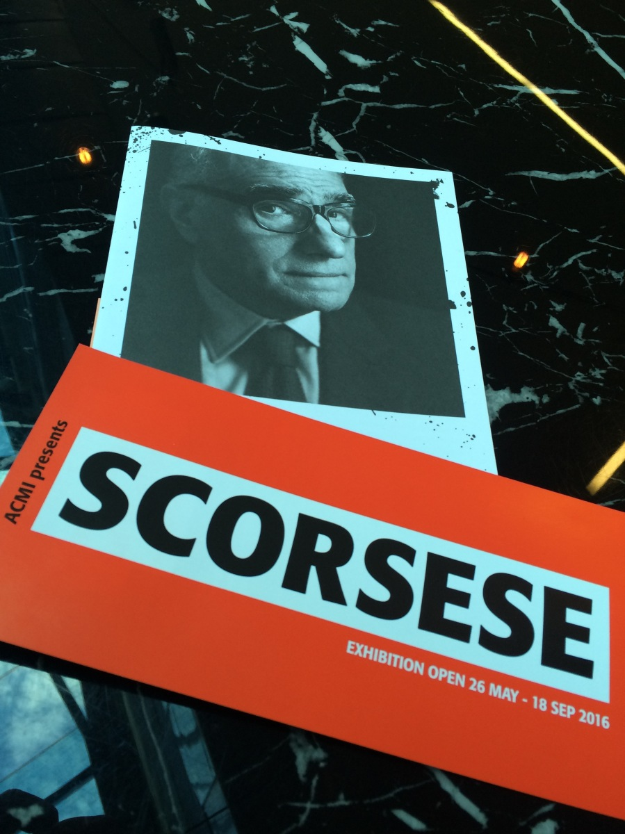 29.08.2016 ↠ Scorsese Exhibition, ACMI, Melbourne, Australia