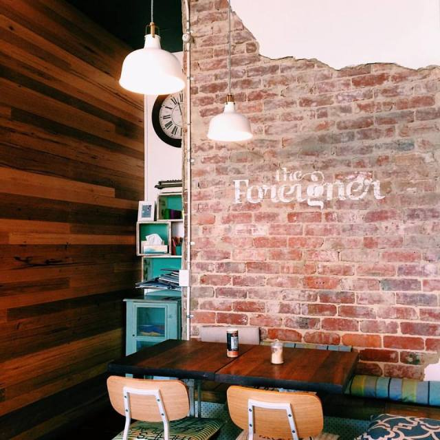 The Foreigner Cafe ↠ Ivanhoe, Victoria